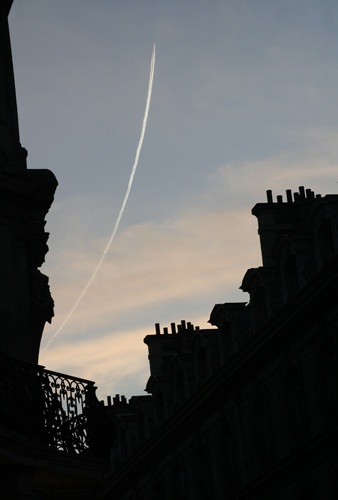 Paris jetstream