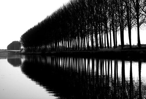 Landegem canal
