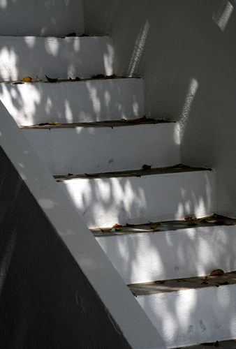 Loutro stairs