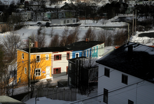 Signal Hill houses